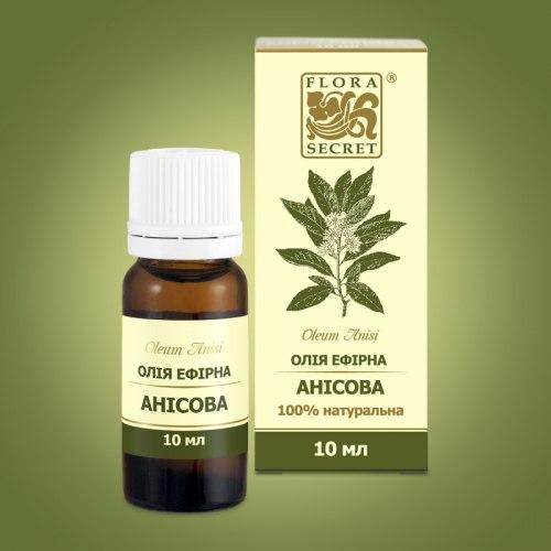 Олія ефірна анісова Flora Secret