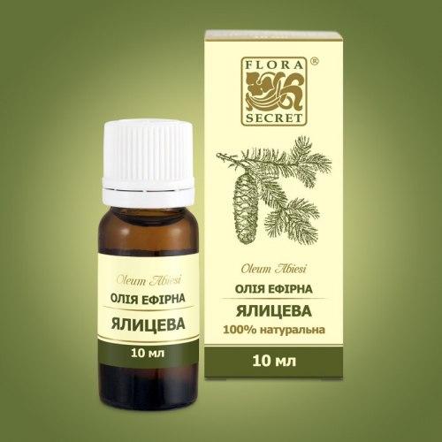 Олія ефірна ялицева Flora Secret 10 мл