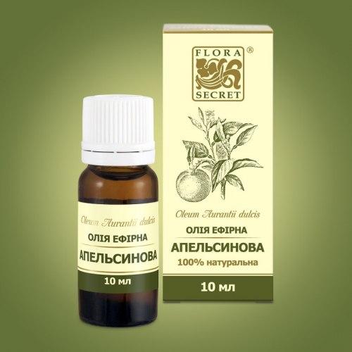 Олія ефірна апельсину Flora Secret 10 мл