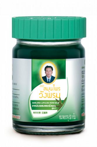Зелений бальзам WANG PROM 50 гр
