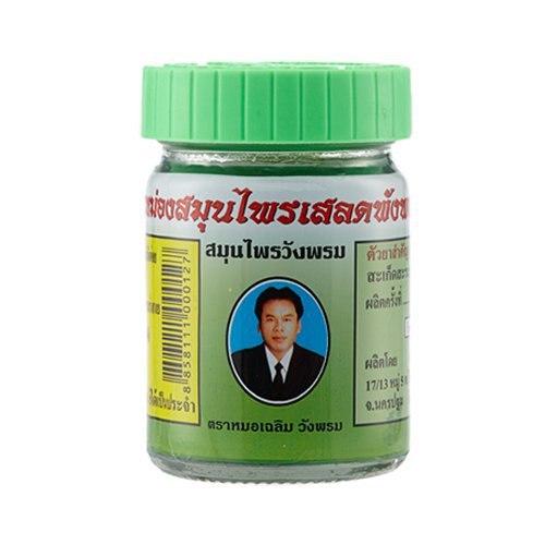Зелений бальзам WANG PROM (ВангПром)