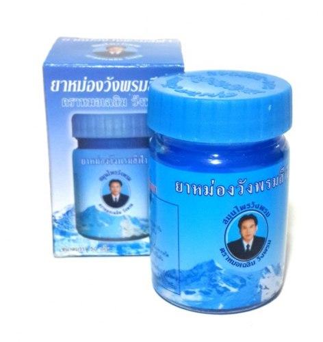 Синій бальзам WANG PROM 50 гр