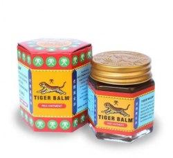 Червоний тигровий бальзам Tiger balm red TIGER BALM 30 гр