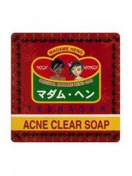 Мило для проблемної шкіри Мадам Хенг / Teenager acne clear soap M.Heng 150г