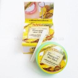 Тайська зубна паста з екстрактом ананаса Rochjana 30 г