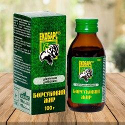 Борсуковий жир ЕКОБАРС 100 г