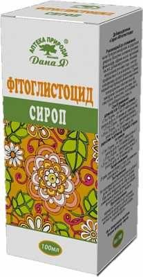Фітоглистоцид сироп Аптека природи 100 мл