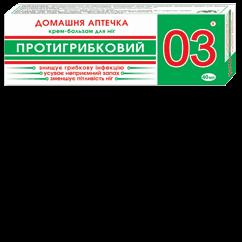 Крем-бальзам 03 Протигрибковий Аптека природи 40 мл