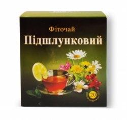 Фіточай № 14 Підшлунковий Фітопродукт 1,5 г № 20