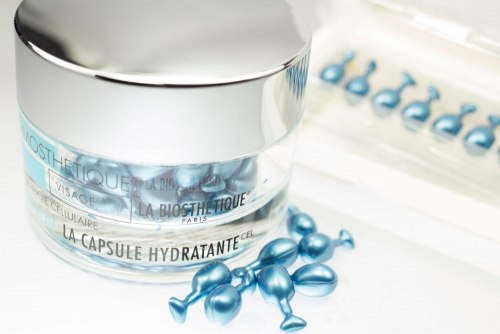 La Capsule Hydratante La Biosthetique Гидролипидные капсулы-гель для обезвоженной кожи (25кап.)