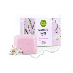 Відбілююче мило Edelweiss Whitening Soap Baby Bright 55 гр