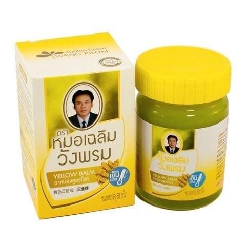 Жовтий бальзам WANG PROM 20 гр