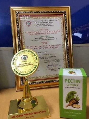 Пектиновий комплекс / Pectin Complex (120 таб.)