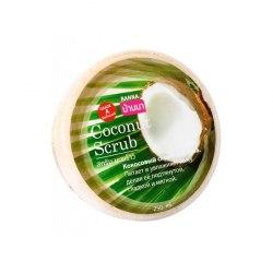 Скраб для тіла з екстрактом кокоса Banna 250 мл