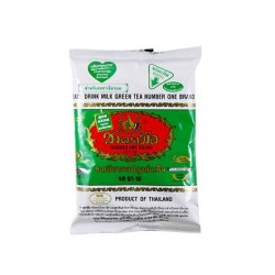 Зелений молочний чай ChaTraMue Brand 200 гр