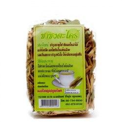 Чай для імунітету з листя лемонграсса і пандана