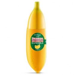 Крем для рук пом'якшуючий банановий Banana Hand Milk універсальний BIOAQUA 40 г