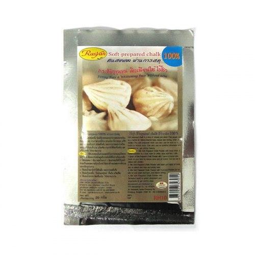 Скраб-маска для обличчя Тайська біла грязь ISME 20 г