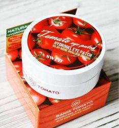 Гідрогелеві патчі для очей з екстрактом томата SWLD 60 шт