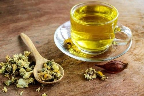 Тайський чай із квітів хризантеми 50 гр