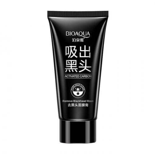 Маска-плівка для обличчя Activated Carbon Remove Blackhead Mask BIOAQUA 60 г