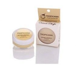 Бальзам для губ з кокосовою олією Тропікана Tropicana 10 г