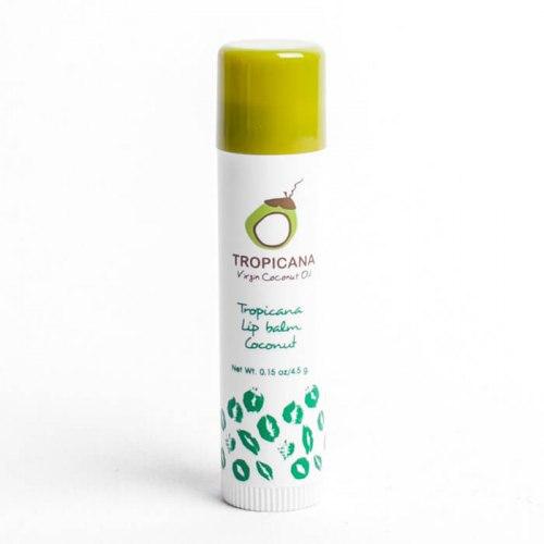 Бальзам для губ з кокосовою олією Тропікана Lip Coconut balm Tropicana 4,5 г