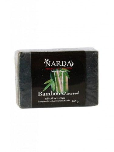 Детокс мило з бамбуковим вугіллям Bamboo Narda 100 г