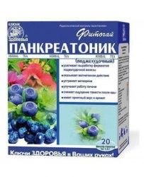 Фіточай Панкреатонік (підшлунковий) Ключі здоров'я 20х1,5 г