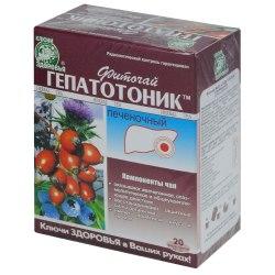 Фіточай №61 гепатотонік (печінковий) Ключі здоров'я 20х1,5 г