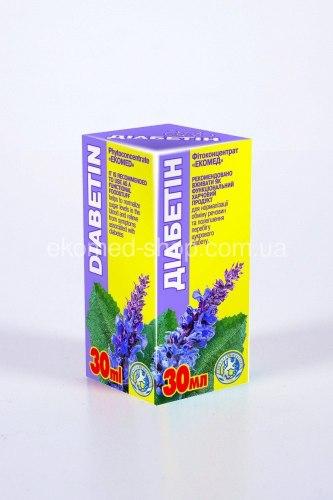 Діабетин Екомед / Диабетин Экомед