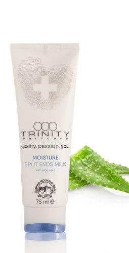 Молочко для секущихся кончиков / moisture split ends milk Trinity