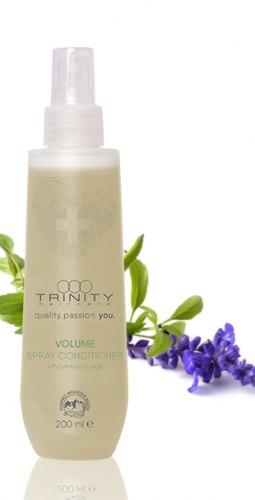 Спрей-кондиционер для придания объема волосам / volume spray condicioner Trinity