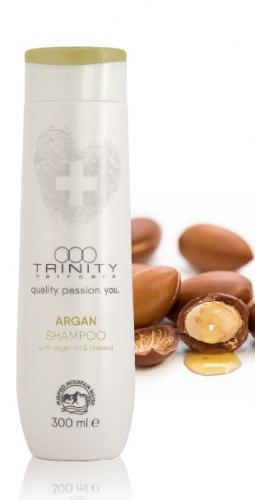 Шампунь для всех типов волос с содержанием арганового масла /argan oil shampoo Trinity