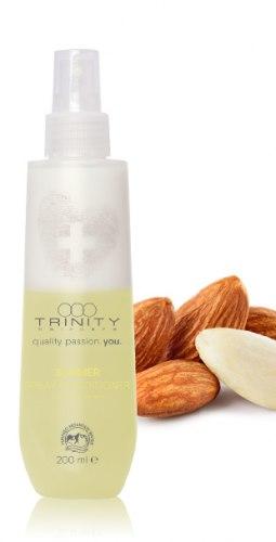 Спрей-кондиционер для летнего ухода за волосами / summer spray conditioner Trinity