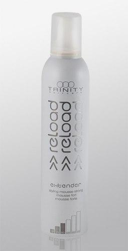 Мусс сильной фиксации / extender styling mousse strong Trinity