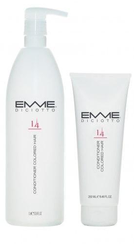 Кондиционер для окрашенных волос/14 CONDITIONER COLORED HAIR Emmediciotto