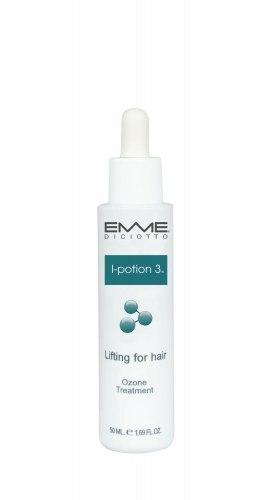 Востанавливающее средство/ I-POTION 3 Lifting for hair - Ozone Treatment Emmediciotto
