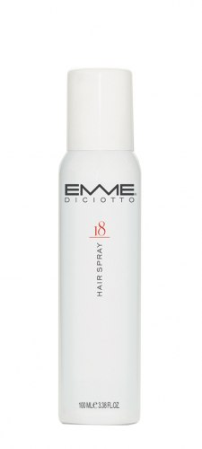 Лак для волос/18 HAIR SPRAY Emmediciotto