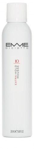 Мусс для волос экстра-сильной фиксации/10 MEDIUM-HOLD MOUSSE EXTRA Emmediciotto