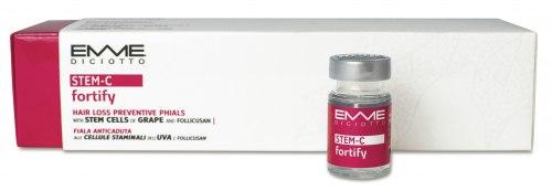 Капсулы против выпадения волос/STEAM-C FORTIFY Emmediciotto