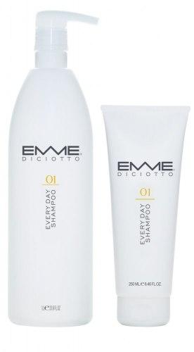 Шампунь для ежедневного использования/01 EVERY DAY SHAMPOO Emmediciotto