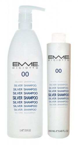 Оттеночный шампунь/Silver shampoo Emmediciotto
