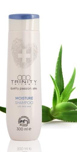 Шампунь для увлажнения волос / moisture shampoo Trinity
