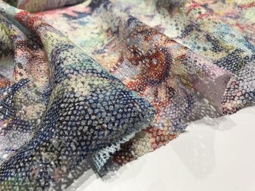 Полиэфир 119328 Состав ( 100% полиэфирное волокно) Ширина: 140 см
