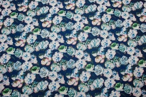 Полиэфирное волокно (91401) Состав: 100% полиэфирное волокно Ширина: 144 см