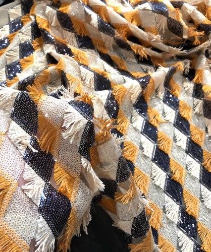 Полиэфирное волокно (97734) Состав ( 100% полиэфир) Ширина: 130 см