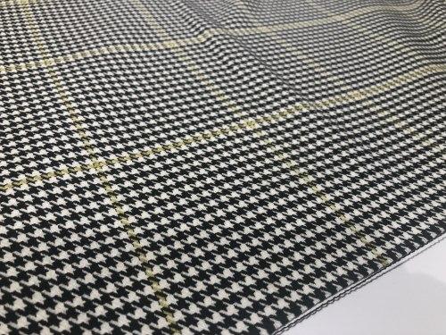 Полиэфир (93472) Состав ( 64% полиэфирное волокно, 34% вискоза, 2% эластан) Ширина: 140 см