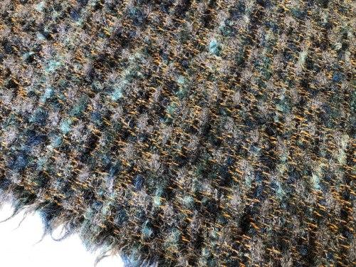 Шерсть (106012) Состав ( 60% шерстяное волокно, 40% шерсть горной козы особой выделки) Ширина: 135 см
