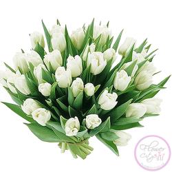 """Букет Тюльпанов """"Весна"""" 25шт."""